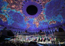 Всемирная выставка Expo-2020 открылась в Дубае