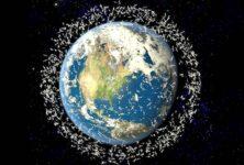 Китай начинает тестировать технологию по сбору космического мусора
